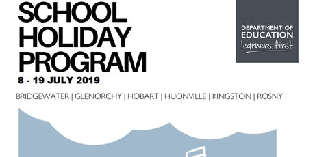 Feeling Blue art activity @ Hobart Library and Allport Library and Museum of Fine Arts tickets