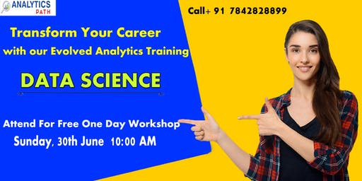 Enroll For Free Data Science Workshop By IIT IIM Experts At Analytics Path