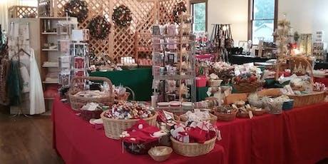 Red Mitten Christmas Bazaar Sip-N-Shop tickets