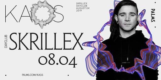 8.4 Skrillex @ KAOS Dayclub Las Vegas