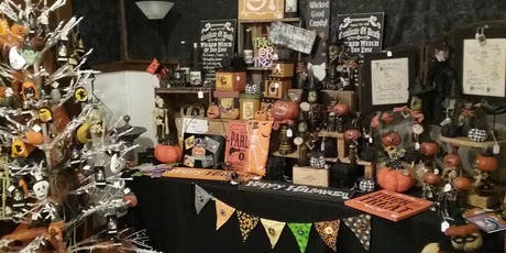 Autumn Leaves Sip-N-Shop tickets