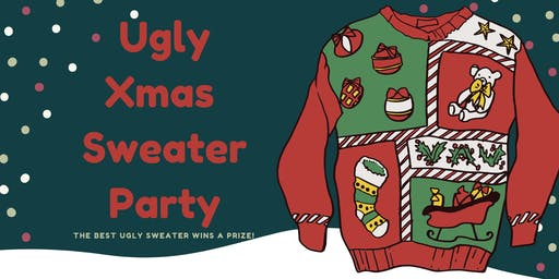 Christmas in July Ugly Sweater Christmas Party
