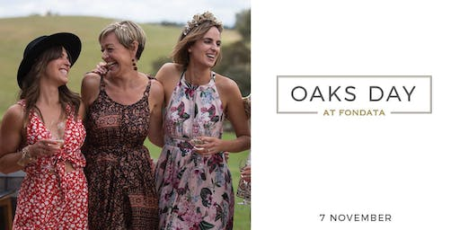 Oaks Day at Fondata 1872