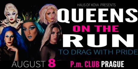 Queens on the Run II : To Drag with Pride entradas