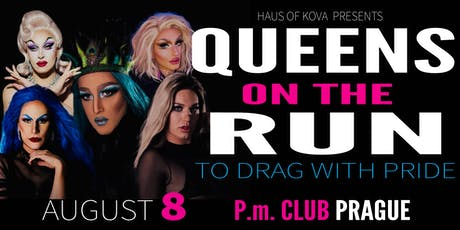 Queens on the Run II : VIP Meet & Greet Reception & Show entradas