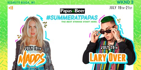 San Diego Roundtrip Party Bus to PapasNBeer(July 19th-July 21) tickets
