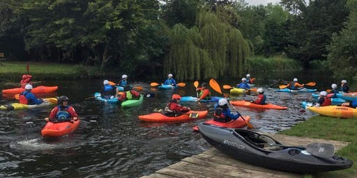 LKCC Open Day For Born Again Kayakers