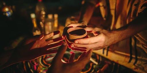 Entheogen Shamanic Awareness. A Healing Experience