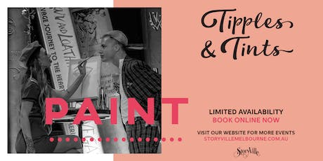 Storyville presents Tipples & Tints  tickets