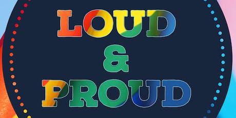 Loud & Proud Gower, LGBT+ Friends Festival  tickets