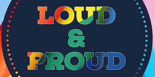 Loud & Proud Gower, LGBT+ Friends Festival