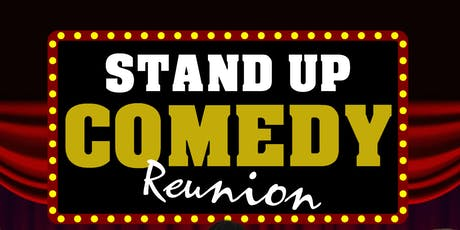 The Comedy Reunion tickets