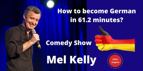 How to become German in 61.2 minutes?- 27.7.2019 tickets