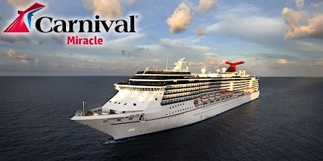 """Rock the Boat"" 4-Day Cruise to Ensenada Mexico on Carnival Miracle tickets"