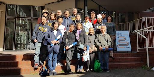 Bilingual Art Tour - Adelaide City Art and Culture Walking Tour
