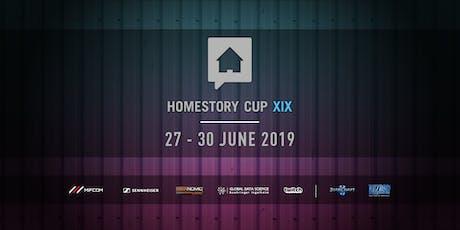 HomeStory Cup XIX tickets