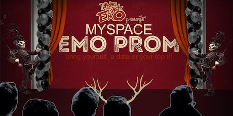 Myspace Emo Prom at EvenFlow (Geneva, IL) tickets