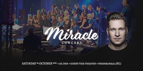 Miracle Concert - Samuel Ljungblahd & Gospelkoor D tickets
