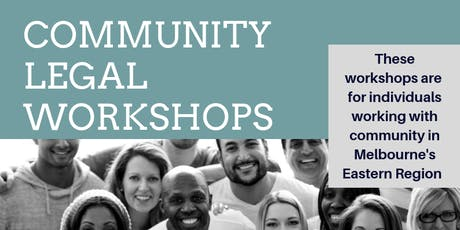 Family Law, Family Violence & Intervention Orders Workshop tickets