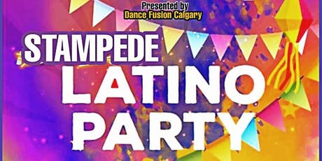 STAMPEDE Latino Party  tickets