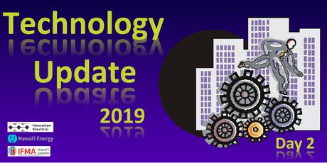 Technology Update Day 2 tickets