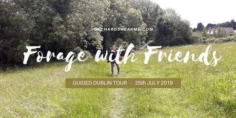 Foraging Walk and Wild Tea Talk tickets