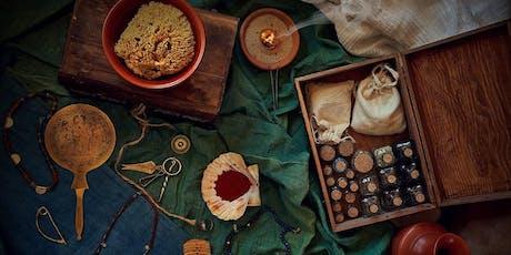 La Ornatrix y el Tonsor: La Belleza en el Mundo Clásico entradas