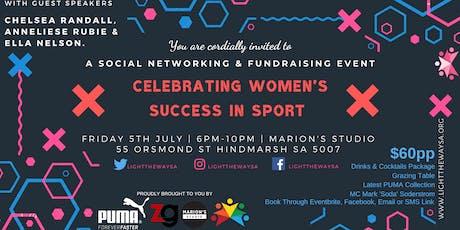 Celebrating Women's Success In Sport, Presented By LTW & Puma Australia tickets