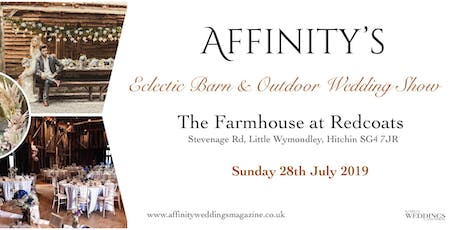 Affinity Eclectic Outdoor & Barn Wedding Show tickets
