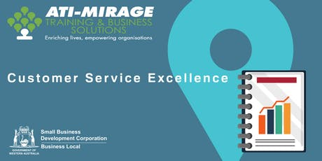 Customer Service Excellence - Free Workshop for Small Businesses tickets
