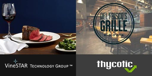 VineSTAR Technology Group  Lunch & Learn at Del Frisco's Grille