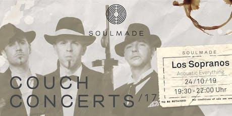 Los Sopranos - CouchConcerts XVII Tickets