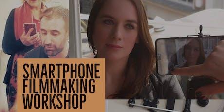 DUBSMARTFF SMARTPHONE FILMMAKING WORKSHOP tickets