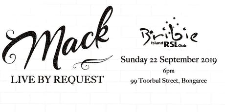 Mack - Live by Request tickets