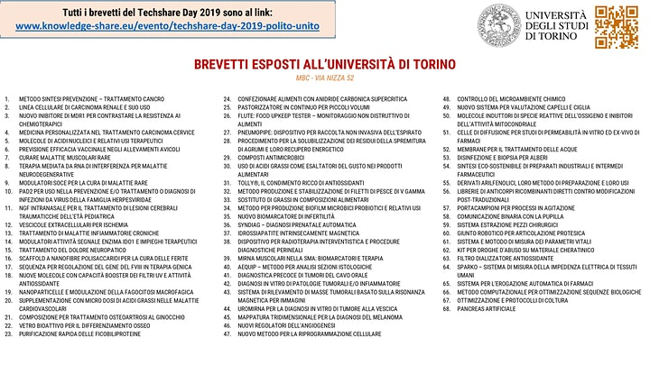 Immagine Italian Tech Week | TECHSHARE DAY 2019 @UniTo