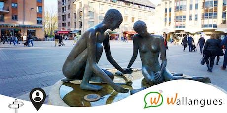 Wallangues in the City - Louvain-la-Neuve billets