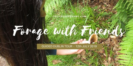 Guided Wild Food Tour & Talk tickets