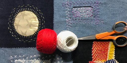 Visible Mending Workshops