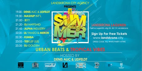 LA City - Summer Vibes Party tickets