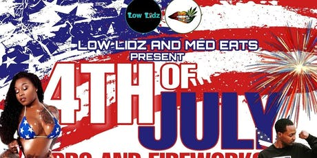 "4th Of July ""BBQ and Fireworks"" SESH! tickets"