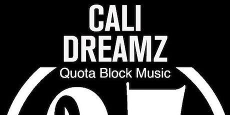 BRAIN TREYES, CALI DREAMZ, COAST 2 COAST, KING FINESSIN, METAPHYSICAL tickets