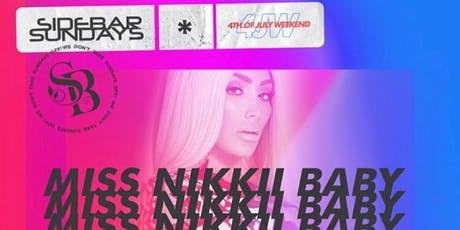 SideBar Sundays: Hosted by Miss Nikkii Baby tickets