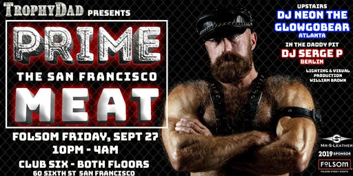 PRIME - The San Francisco MEAT + The Daddy PIT!