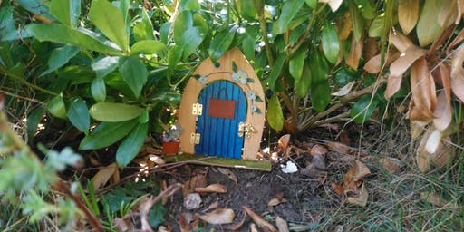 Boston Fairy Door Hunt