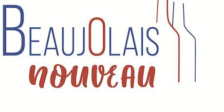 Beaujolais Nouveau Feier 2019 Tickets