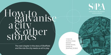 How to galvanise a city and other stories tickets