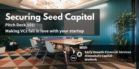 Playa Tech Happy Hour - Making VCs Fall in ❤️with your Startup tickets