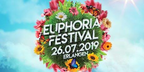 Euphoria Festival - 26.07.2019 Tickets