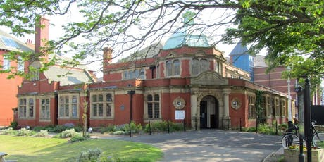 Our Carnegie Library (St Annes) #SCARTclub #LancsRJ tickets