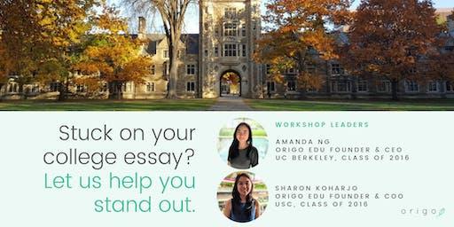 The US College Application: Essay Writing Workshop (Jakarta)